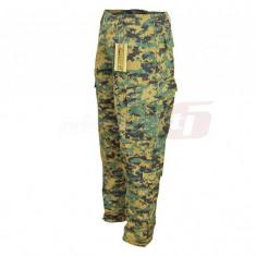 Mil-Tec pantaloni ACU Digital Woodland S