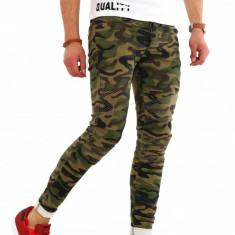 Pantaloni army camuflaj - COLECTIE NOUA - pantaloni barbati - 8173H2, Marime: 30, 31, 32, 33, 34, 36, Culoare: Din imagine