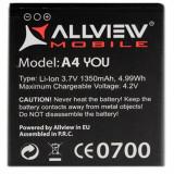 Baterie Acumulator Original Allview A4 You, Alt model telefon Allview, Li-ion