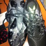 Ghete Fotbal Adidas X 15.3 original noi Germania, Marime: 39, Culoare: Negru