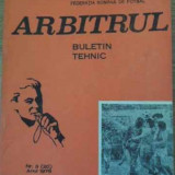 Arbitrul Buletin Tehnic Nr.3(20), Anul 1978 - Colectiv, 396308 - Carte sport