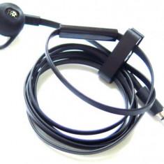 Casca BlackBerry WS-400, Jack 3.5mm, Handsfree pentru telefoane BlackBerry (Negru)