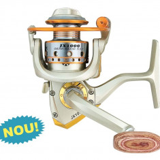 Mulineta Baracuda Darcy JX1000, Spinning