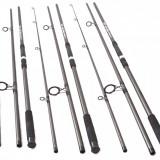 Set 3 Lansete Crap 3.3m Wind Blade Fino Carp