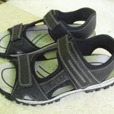 RIEKER sandale barbat masura 42 - 100% Originale Germania - Sandale barbati Rieker, Culoare: Negru