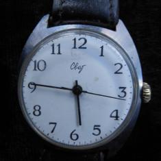 FFF. rar. Ceas rusesc, modelul dupa care a fost facut POPEDA. - Ceas barbatesc, Mecanic-Manual