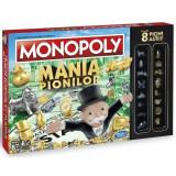 Joc De Societate Monopoly Mania Pionilor - Jocuri Board games