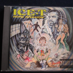 ICE T - Home Invasion _ cd, album _ original Rhyme Syndicate(EU) _ hip hop - Muzica Hip Hop