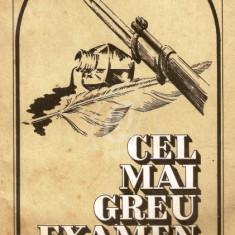 Cel mai greu examen. Paulis - 1944 - Biografie