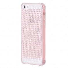 Carcasa, Hoco, Diamond series pentru iPhone 5/5s/SE, transparent