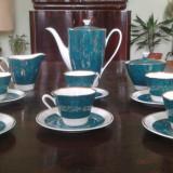 Serviciu Ceai/Cafea Portelan WLOCLAWEK Polonia