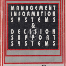 Management information systems and decision support systems - Carte Management