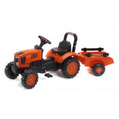 Tractor Kubota Ab Cu Remorca