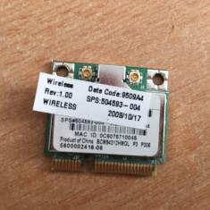 wireless Hp Probook 4710s   A50