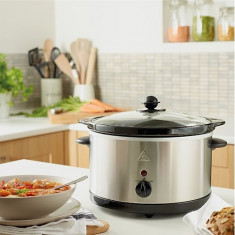 Oala electrica slow cooker 3l - Multicooker, 3 litri