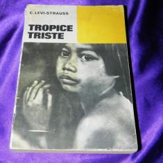 Tropice triste - Claude Levi-Strauss (f0589 - Carte Sociologie