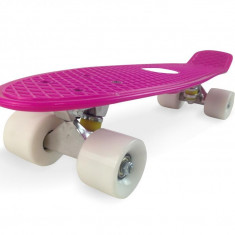 Penny board, Mad Abec-7, Candy Pink - Skateboard, Marime: 22