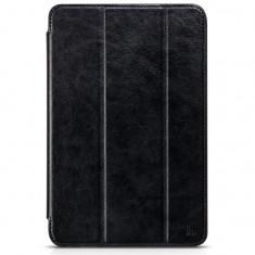 Flip Cover, Hoco, Crystal series pentru iPad mini 4, Negru - Husa Tableta