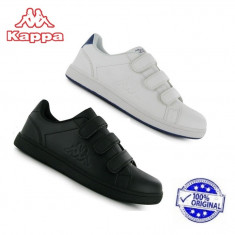 Oferta! Adidasi Barbati Kappa Maresas 2 originali - marimea 41 42 43 44 45 46, Culoare: Alb, Negru