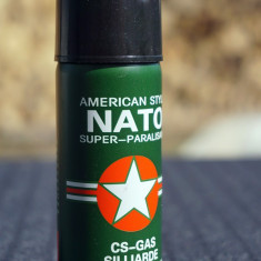 Spray  Paralizant   Autoaparare Nato