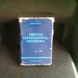 DREPTUL INTERNATIONAL CONTEMPORAN - GRIGORE GEAMANU