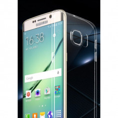 Carcasa Hoco, Light Series TPU, pentru Samsung Galaxy S6 Edge, Transparent - Husa Telefon