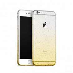 Carcasa Hoco, Super Star Series Gradient Baby's Breath, pentru Apple Iphone 6 plus/6 s plus, Gold - Husa Telefon Hoco, Gel TPU