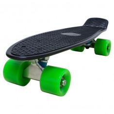 Penny board XXL 27 inch Mad Abec-7, Night Black - Skateboard