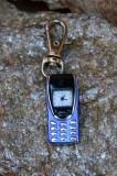 INEDIT BRELOC CEAS - QUARTZ, MODEL TELEFON MOBIL CU BUTOANE, Louis Arden