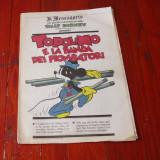 Supliment ziar Il Messaggero l. italiana banda desenata Topolino - 1989 / 24 pag - Reviste benzi desenate