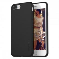 Carcasa, araree, Airfit pentru Apple iPhone 7 Plus, Negru - Husa Telefon