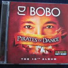 Dj Bobo - Pirates Of Dance _ cd,album _ original Yes (Elvetia) _ euro house