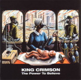 KING CRIMSON - THE POWER TO BELIEVE, 2003