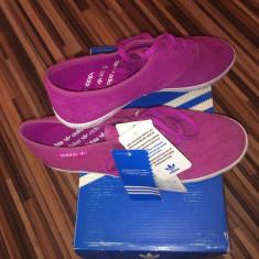Vând teniși Adidas originali, noi cu eticheta - Tenisi dama Adidas, Culoare: Roz, Marime: 37