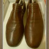 Vand pantofi - Pantofi barbat, Marime: 39, Culoare: Maro