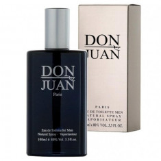 Don juan paris - Parfum barbati, Apa de toaleta, 80 ml