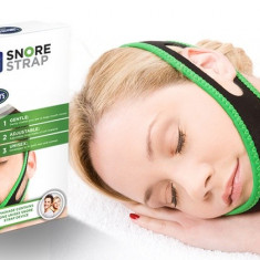 Dispozitiv anti sforait Snore Strap
