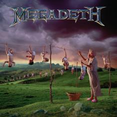 Megadeth Youthanasia remastered (cd)