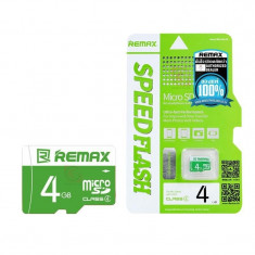Card de memorie Remax, Mini SD, 4 GB - Card memorie