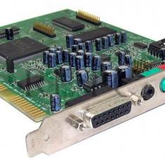 Placa sunet Creative AWE64 Sound Blaster, conector ISA - Placa de sunet PC