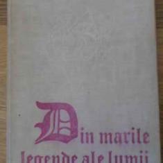 Din Marile Legende Ale Lumii - Al. Mitru ,396388