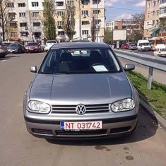 Vw Golf 4, 1.4 16V, An 2003, Benzina, 240000 km, 1400 cmc