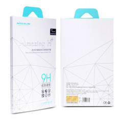 Tempered glass protectie spate telefon, Nillkin, Amazing H+, pentru Galaxy S6 Edge, duritate 9H - Folie de protectie Nillkin, Sticla