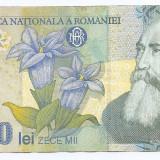 Romania 10000 (10,000) Lei 1999 - hartie-2933989 P-108