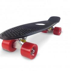 Penny board, Mad Abec-7, Night Black - Skateboard, Marime: 22