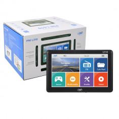 Aproape nou: Sistem de navigatie GPS PNI L510 ecran 5 inch, 800 MHz, 256M DDR3, 8GB, 5 inch, Fara harta