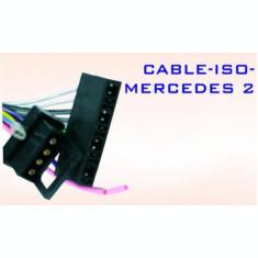 Conector auto ISO MERCEDES 2 AL-TCT-5140