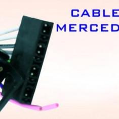 Conector auto ISO MERCEDES 2 AL-TCT-5140 - Elemente montaj audio auto