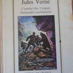 Castelul Din Carpati Intamplari Neobisnuite - Jules Verne ,396392