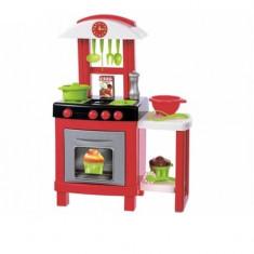 Bucatarie Pro Cook Cu 15 Accesorii Ecoiffier